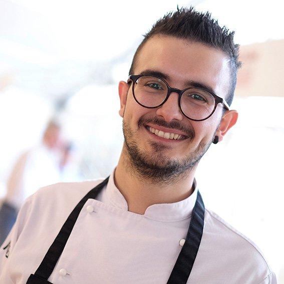 chef Gianmarco Munari