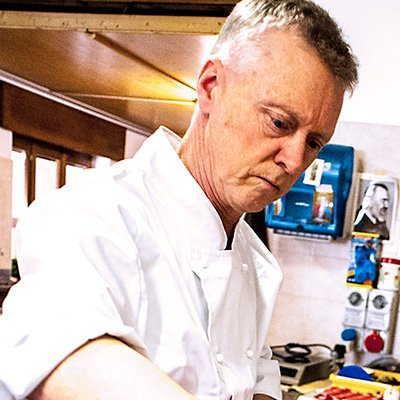 chef Giorgio Mosele