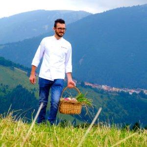 Gianmarco Munari Ristorante Alle Alpi di Foza Ristoratori 7 Comuni